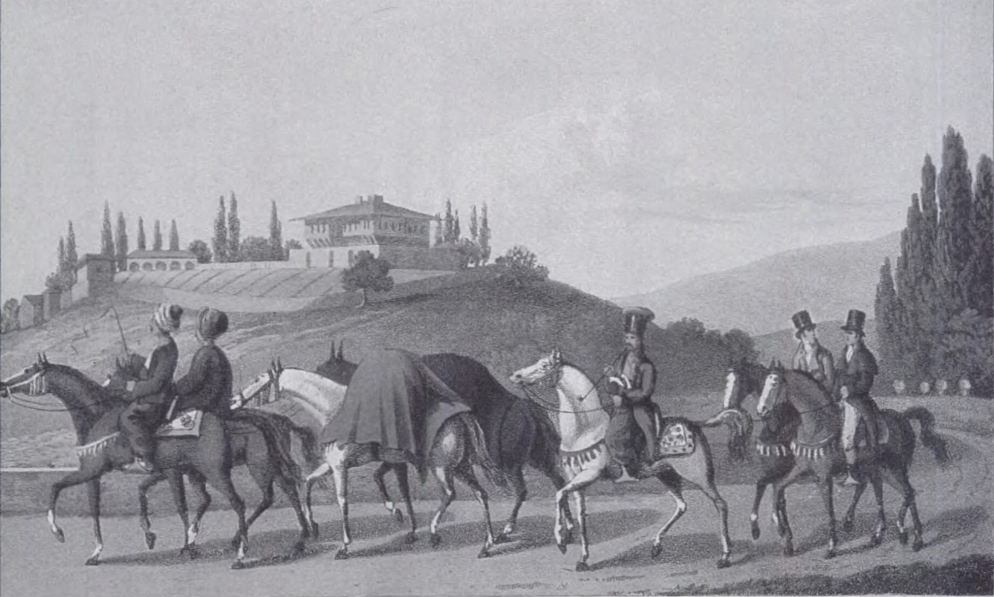 Travels in the 19th-Century Ottoman Empire
