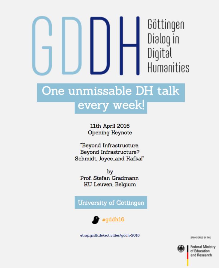 GDDH16 - Keynote